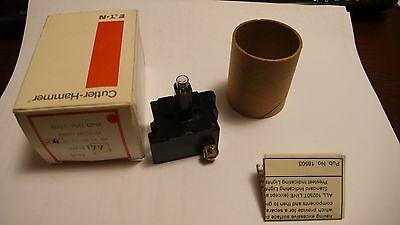 Eaton Cutler-hammer 10250tl Push-pul Oper. Light Module 24v