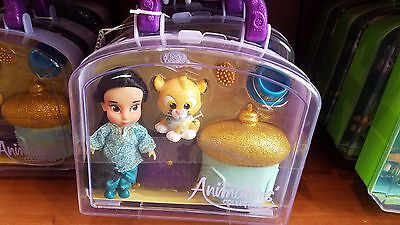 Disney Animators' Collection Jasmine l  Mini Doll Play Set - 5''
