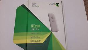 Prepaid Telstra USB 4G modem Wanneroo Wanneroo Area Preview