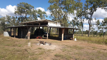 37 ac's lifestyle block  for sale or swap. Central queensland