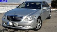 Mercedes-Benz S 500 7G-Tronic*TÜV+INSP.NEU*Distronic*TV*