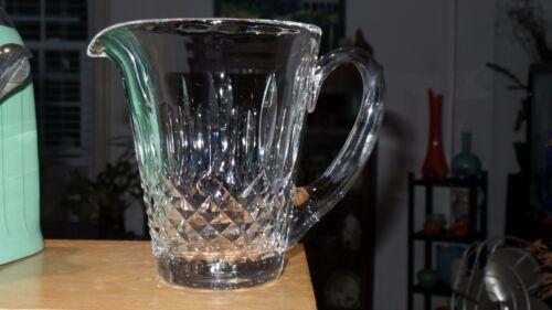 Waterford Crystal Kenmare 30 oz Juice Milk Pitcher
