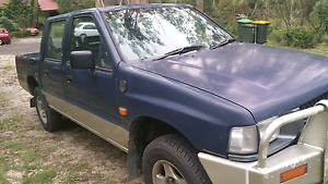 4x4 holden rodeo 2.6 canopy optional Penrith Penrith Area Preview