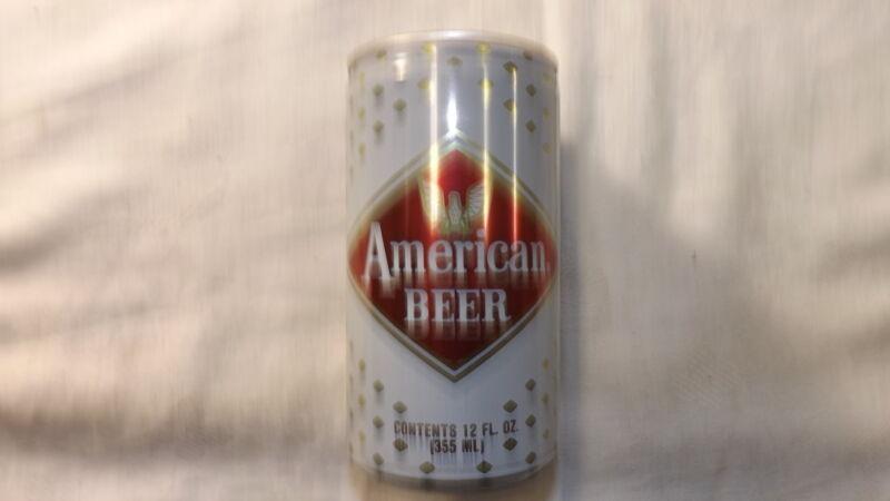 Vintage American Beer Can Steel aj