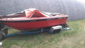 Grew boat - need gone