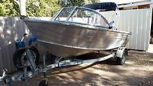 Stacer Seahorse runabout Yelarbon Goondiwindi Area Preview