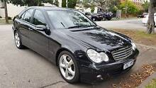2006 Mercedes-Benz C180 Sedan Excellent Condition RWC Albert Park Port Phillip Preview