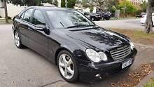 2006 Mercedes-Benz C180 Sedan Excellent Condition RWC Albert Park Port Phillip Preview