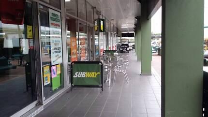 Subway Sydney Markets