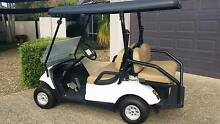 YAMAHA G29 4 SEATER GOLF BUGGY CART BARGAIN LATEST MODEL Helensvale Gold Coast North Preview