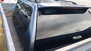 Mitsubishi Triton Canopy duel cab East Cannington Canning Area Preview