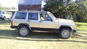 1995 Jeep Cherokee Wagon Stroud Great Lakes Area Preview