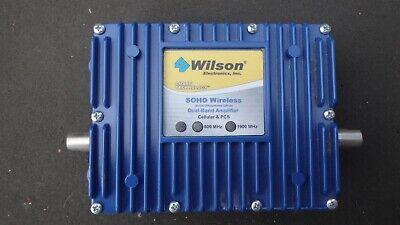 Wilson Booster 811210, Dual-Band Soho Cellular/ PCS Amplifier 271245 Bundle