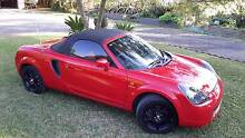 2000 Toyota MR2 Spyder 5 Speed Manual (Not SEQUENTIAL) Wyong Wyong Area Preview