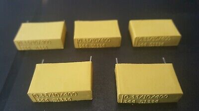 1 pc Elite  PF2G330MNN1625  Elko  2000h 105° 33uF 400V 16x25mm  RM7,5 NEW
