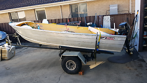 12 ft Savage Boat Cardiff South Lake Macquarie Area Preview