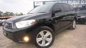 ***LUXURY 7 SEATER***KLUGER GRANDE 4X4*** Daisy Hill Logan Area Preview
