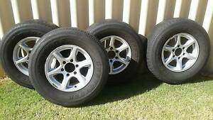 Wheels Alloy Rims - Prado Dalyellup Capel Area Preview