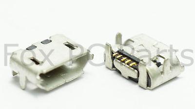 Molex 100 X Usb Charging / Data Sync Port Dock Connectors...