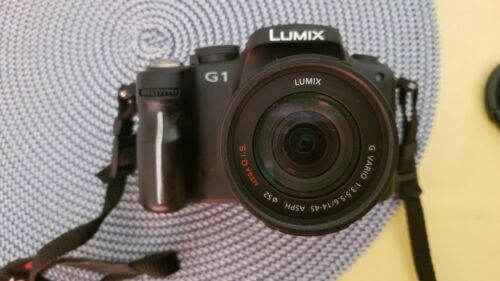 Lumix G1 -Panasonic- Spiegelreflexkamera