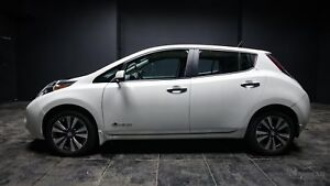 2015 Nissan LEAF SL LEATHER! PUSH TO START! HEATED FRONT AND...