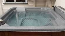 Second hand 4 seat spa Bardon Brisbane North West Preview
