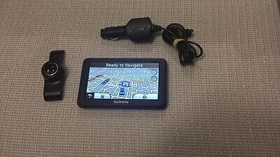 Bundle Garmin Nuvi 50LM Lifetime Maps 2021 Updated Maps Car GPS + Accessories