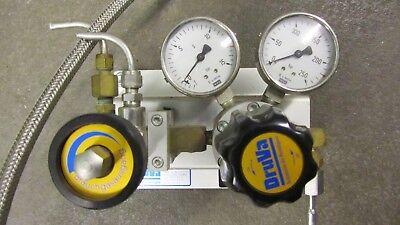Druckminderer DruVa Kohlendioxid für Flaschenstation