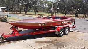 MeosSpyder Speedboat Ingle Farm Salisbury Area Preview