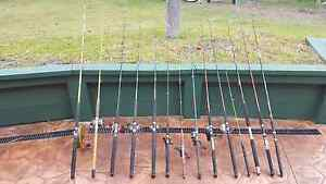 Fishing rods Victoria Point Redland Area Preview