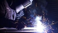 Teach you how to weld