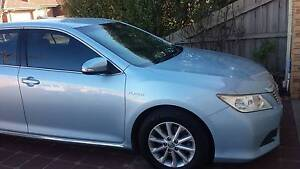 2012 Toyota Aurion Sedan Roxburgh Park Hume Area Preview