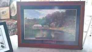 Mossmans bay painting Manly Brisbane South East Preview
