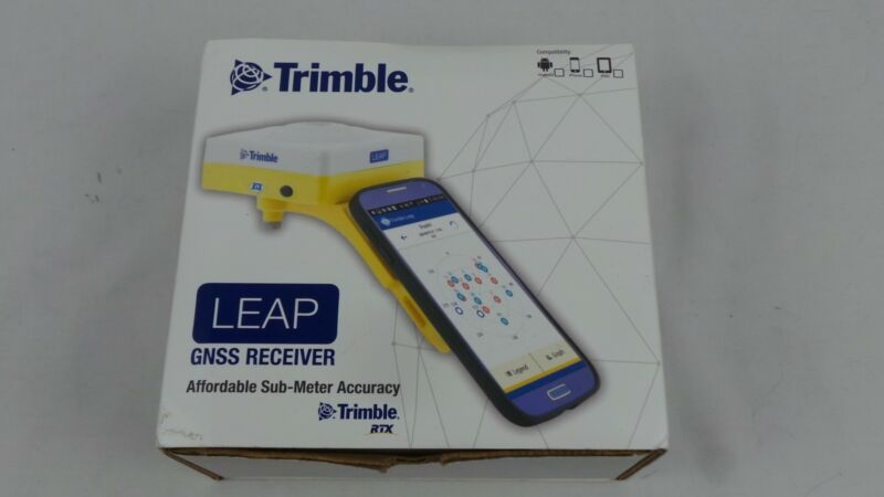 TRIMBLE LEAP GNSS RECEIVER
