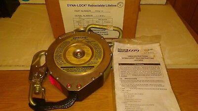 Dyna-lock 506615 20 Self Retracting Lanyard