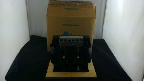 Acme Transformer Alcr-016TBC- Ac Line Reactor 3PH 600V 60HZ - USED
