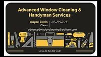 YARD CLEANING - GUTTER CLEANING - WINDOW CLEANING