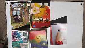 5 Education Text books BARGAIN Literacies and Learners Tugun Gold Coast South Preview