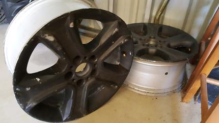 """2x Ford Territory wheels 17"""""""