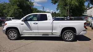 2014 Toyota Tundra Limited 5.7L V8 Double Cab.,With the 5.6L....