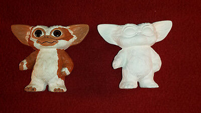 """Gremlins """"Gizmo"""" Ceramic Bisque Ready To Paint Figurine"""
