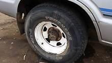 4x4 4WD Wheels 15 inch 31x10.5 6 Stud Set of 4 with Tyres Burton Salisbury Area Preview