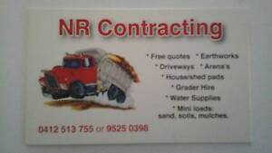 NR Contracting Earthworks - Rynikers Contracting Oakford Serpentine Area Preview