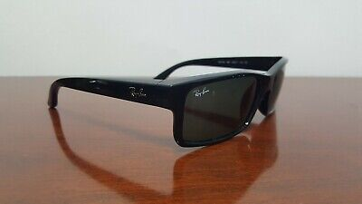 Rayban RB 4151 601 Rectangular Sunglasses Made in Italy (Design Italy Sunglasses)