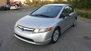 2007 Honda Civic DX-G****CAMERA DE RECUL, ÉCRAN TACTILE**