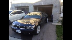 2003 BMW 745i for sale $3000 obo it has to go
