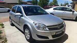 Holden Astra 2008 Seaford Meadows Morphett Vale Area Preview