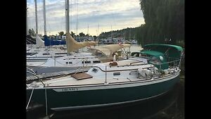 1975 o day sailboat 27foot