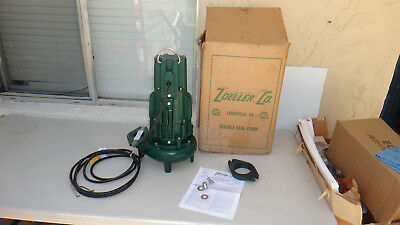 Brand New Zoeller Submersible Pump J4282-a