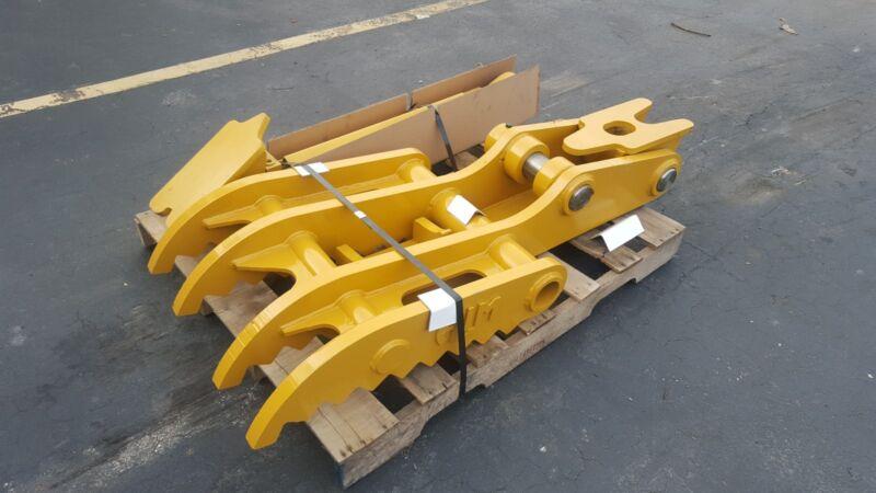 "New 24"" X 58"" Heavy Duty Hydraulic Thumb For Caterpillar Excavators"